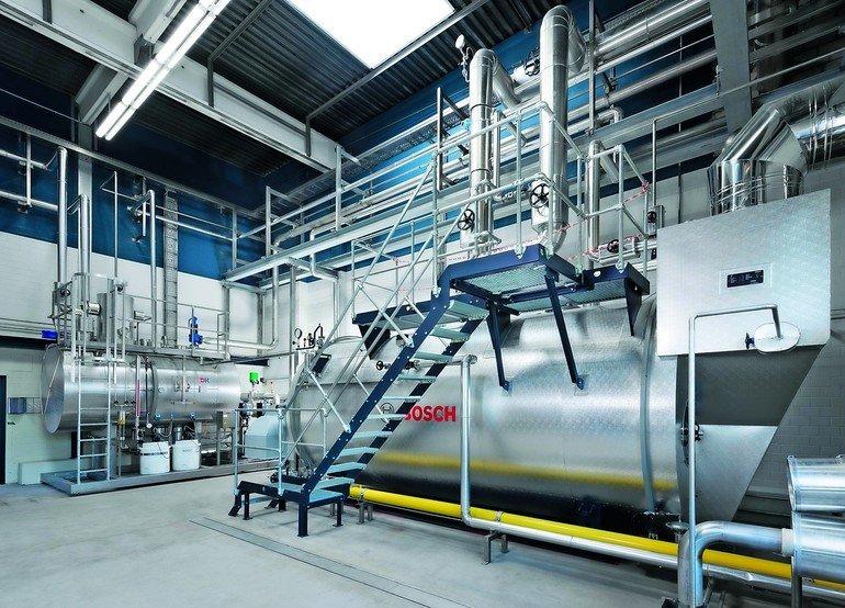 Dampf für Kölsch und Co.. Effiziente Kesselanlage verbessert ...