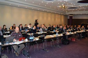 """Der 2. Praxistag """"Energieeffizienz im Prozess"""" war gut besucht."""