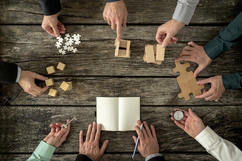 Gute Ideen und junge Unternehmer brauchen mehr Unterstützung beim Erschließen neuer Geschäftsfelder. Deshalb gibt es den Achema-Gründerpreis 2018 Foto: Gajus
