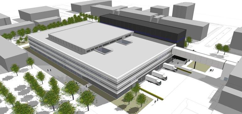 Merck investiert mehr als 50 Mio. Euro in den Neubau eines Verpackungszentrums am Standort Darmstadt