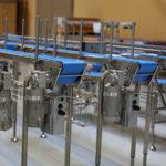 Nord-Glattmotor aufgebauter Nordac Base-Frequenzumrichter