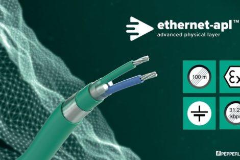 Ethernet-APL-Kabel