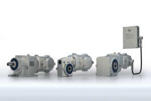 Nord Drivesystems Hochleistungsgetriebemotoren