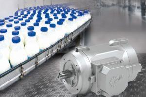 Nord Drivesystems Milchindustrie Glattmotor
