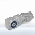Nord Drivesystems Kegelradgetriebe IE4 Glattmotor