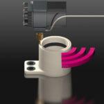 Igus-3-D-gedruckte Verschleissteile mit integrierter Sensorik