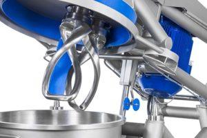Hygienic-Design-Wendelkneter WH 240 A