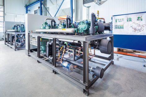Energieeffiziente Kälteerzeugung mit Ecopro 2.0