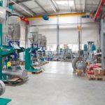Fertige_Pumpen_im_Auslieferungslager_Paul_Bungartz_GmbH