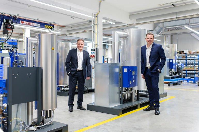 Beko_Technologies_Norbert_Strack_und_Yannick_Koch
