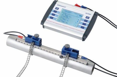 Systec_Ultraschal-Durchflussmessgerät