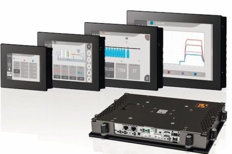 Robuster Panel PC von 7,0 bis 15,6