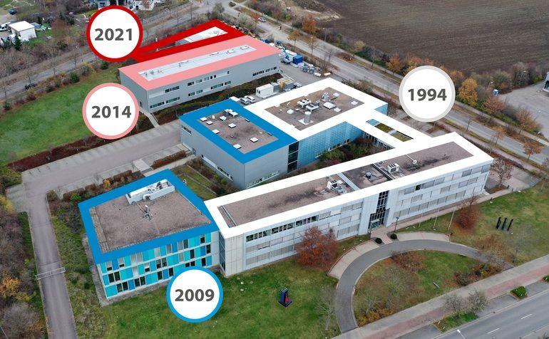Glatt_Erweiterung_Technologiezentrum