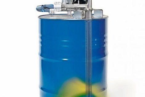 Mischen und Pumpen in einem System