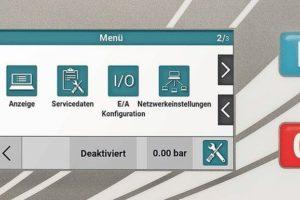 """Rennertronic_Touch-Kompressorsteuerung:_Smartphoneähnliche_Bedienung_über_4,3""""-Touchscreen"""