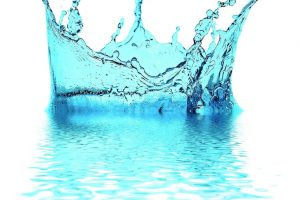 Sparks_of_blue_water_on_a_white_background_...