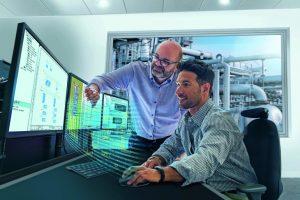 Siemens_bringt_mit_dem_Simatic_PCS_7_Plant_Automation_Accelerator_ein_systemübergreifendes_Engineeringtool_für_Planer_und_Automatisierer_zum_einfachen_und_effizienten_Aufbau_des_Prozessleitsystems_Simatic_PCS_7_auf_den_Markt._Vorteil_ist_die_Durchgängigke