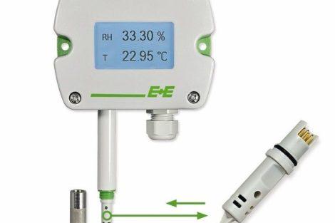 Feuchte- und Temperatursensor