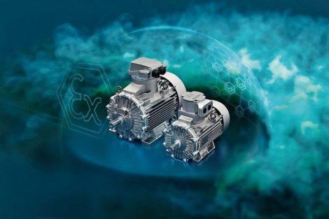 Druckfeste Motoren für Gasgruppe IIB