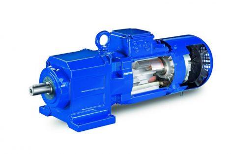 Optimierte Motoren für Umrichterbetrieb