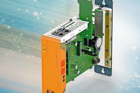 Datenturbo für Industrie-PCs