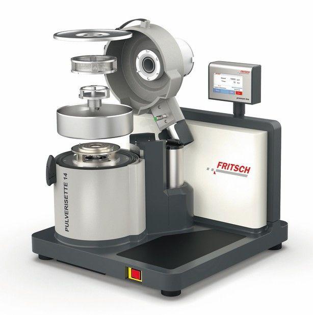 Die_Rotor-Schnellmühle_Pulverisette_14_Premium_Line_von_Fritsch_bietet_Prall-,_Scher-_und_Schneidzerkleinerung_in_einem_Gerät