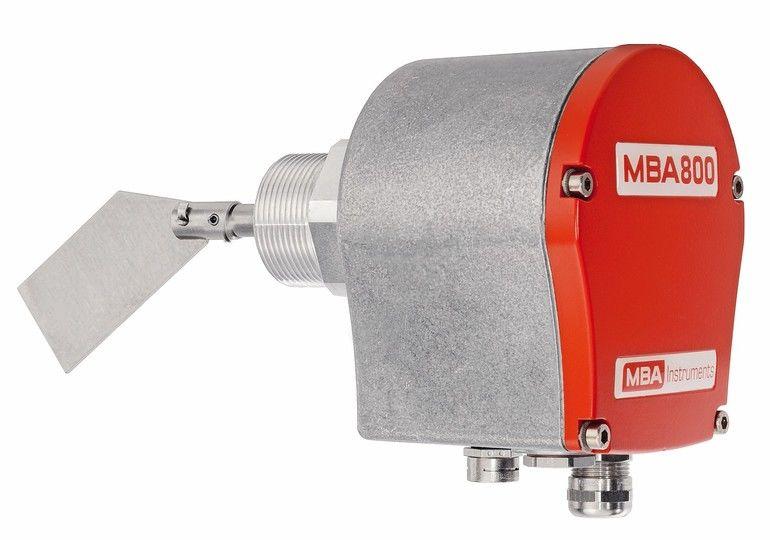 Drehflügelmessgerät_MBA800_MBA_Instruments_GmbH