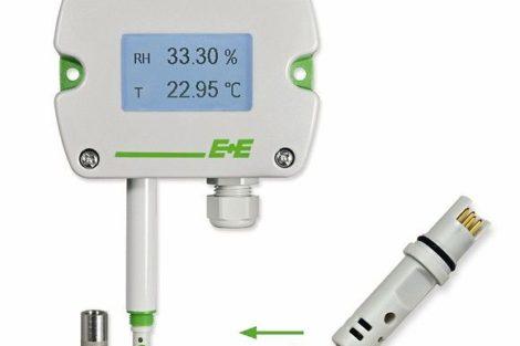 Vielseitiger Feuchte- und Temperatursensor