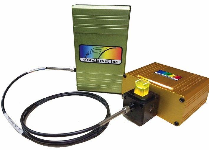 Die_Miniatur-Spektrometer_der_Baureihe_Green-Wave_sind_für_Messaufgaben_in_einem_Wellenlängenbereich_zwischen_190_und_1150nm_geeignet