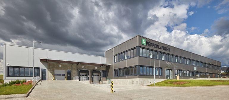Pepperl+Fuchs_Produktionsstandort_Tschechien