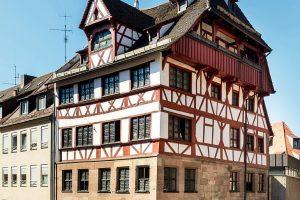 Albrecht-Duerer-Haus_Nuernberg_ _Albrecht_Duerer's_House_Nuremberg