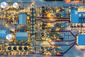 Aerial_view_Petrochemical_plant_at_night,_Oil_refinery_plant_at_night.