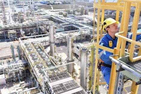 Signalisierungssysteme für die Chemieindustrie