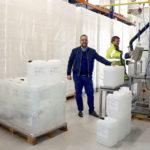 Richard_Geiss_GmbH_Abfüllung_Desinfektionsmittel