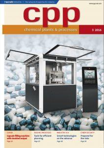 cpp chemical plants & processes ist die englischsprachige Ausgabe von cav chemie anlagen verfahren