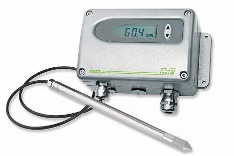 Feuchte und Temperatur messen