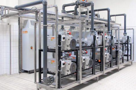 Effizienz von Vakuumsystemen steigern