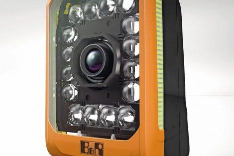Industrielle Bildverarbeitung mit intelligenten Kameras