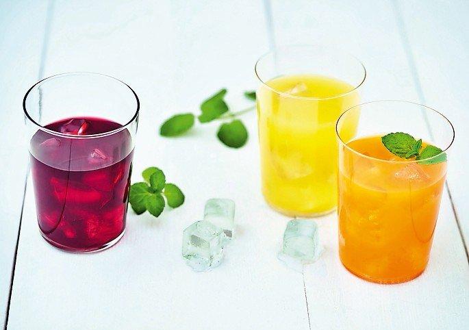 Fruchtige All-in-Compounds für Getränke. - prozesstechnik online