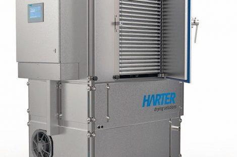Kompakttrockner H01-Compact für Produktentwicklung