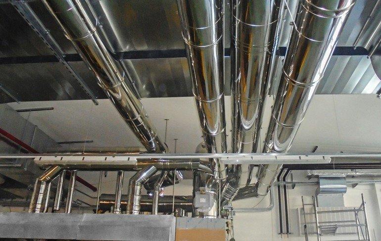 Großbäckerei erhält abgassystem inklusive wärmerückgewinnung