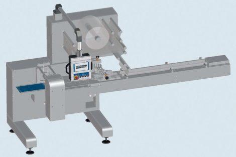 Flowpack-Verpackungsmaschinen im Hygienic Design