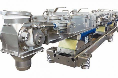 Kompaktantriebe für Vibrationsförderer