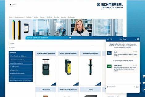 Sicherheits- und Automatisierungsprodukte