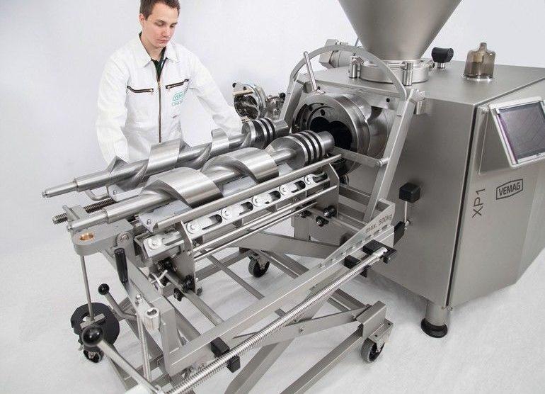 Vakuumfüllmachine_XP1_für_die_Schinkenproduktion