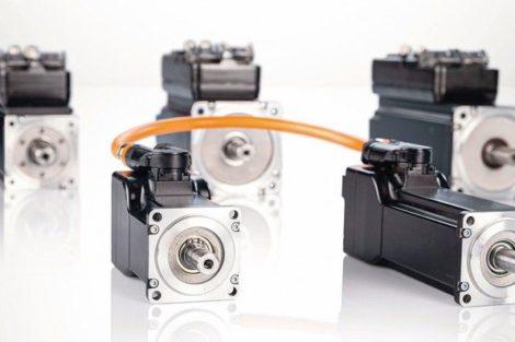 Kompakte motorintegrierte Antriebe