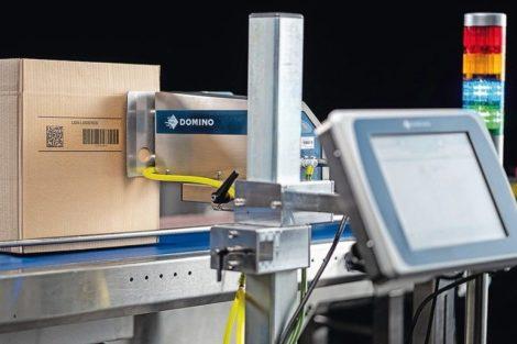 Großzeichendrucker für Umverpackungen