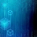 Decentralize_Businessman_future_innovation_blockchain_technology_concept_token_money_bank_bitcoin._Safe_trust_fintech_efficiency_clouds_security_crypto_digital_ai_smart_contract_transaction_protection