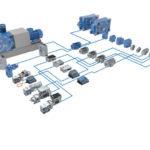 Alles_aus_einer_Hand:_Nord_Drivesystems_liefert_vollständig_aufeinander_abgestimmte_Antriebssysteme_bestehend_aus_Getriebe,_Motor_und_Antriebselektronik