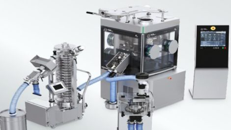 Fette Compacting Tablettenpresse F10